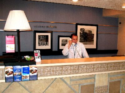 Our Freindly And Helpful Front Desk Staff Is Here For You 24 Hours A Day/7 Days A Week 5 of 11