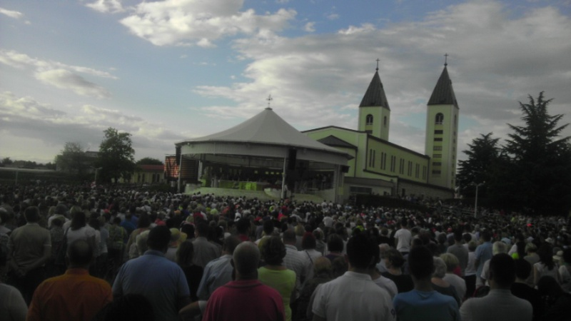 Youth Festival In Medjugorje 22 of 31