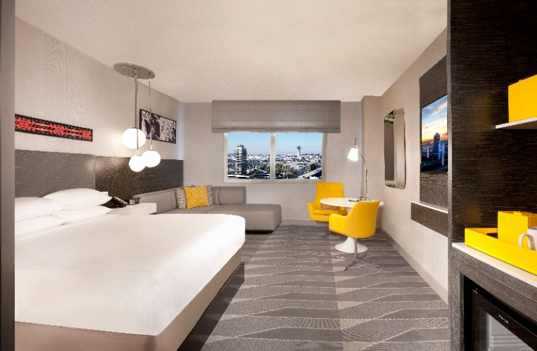 Brand New Hyatt Regency Guest Room With King Bed 2 of 12