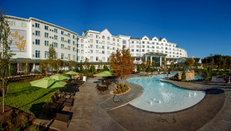 Dollywood\'s Dreammore Resort & Spa 1 of 15