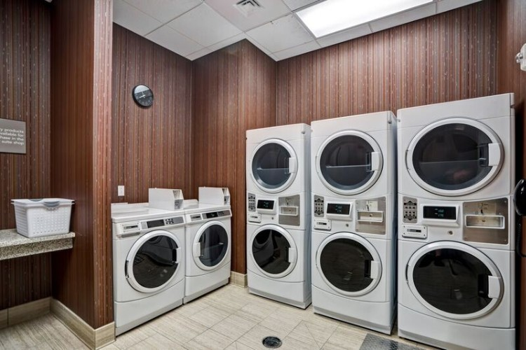 Coin Operated Laundry On-Site 12 of 17