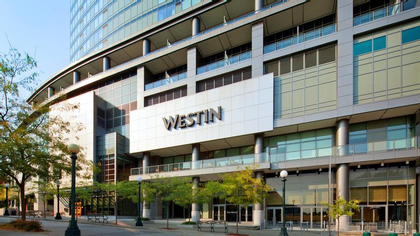 The Westin Bellevue 1 of 10