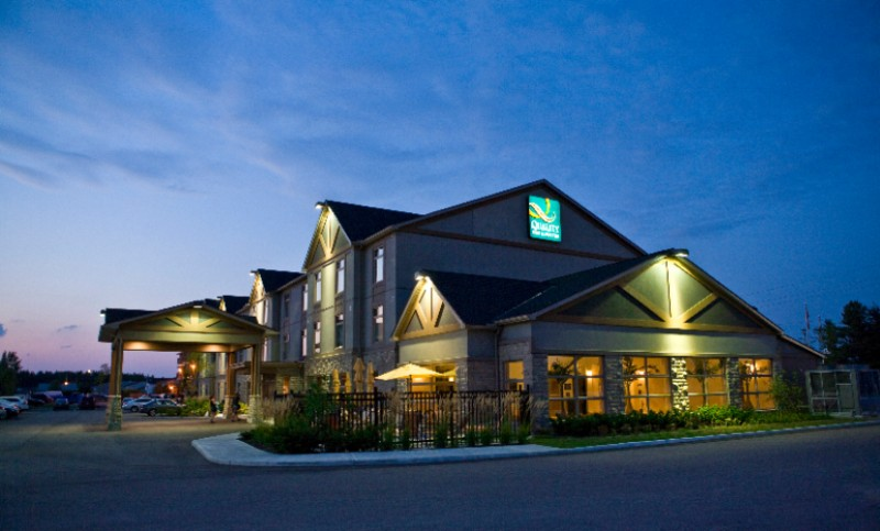 The Quality Inn & Suites Petawawa 1 of 7