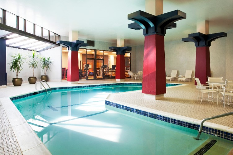 Indoor Heated Pool 8 of 17