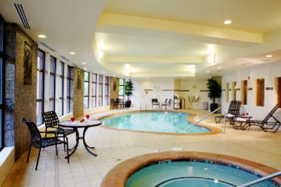 Indoor Pool And Spa 5 of 7