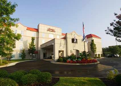 Hampton Inn Suites Mooresville 1 of 12