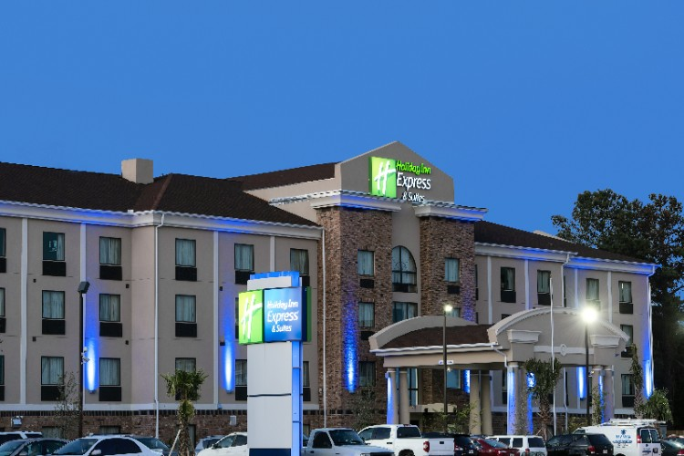 Holiday Inn Express & Suites Houston Int\'l 1 of 12