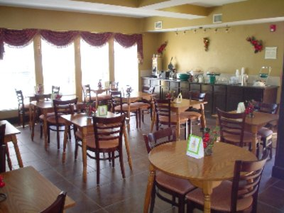 Where You Will Enjoy Our Hot Breakfast Buffet 5 of 11