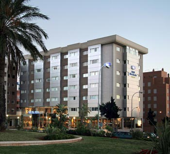 Elba Almería Business & Convention Hotel 1 of 7