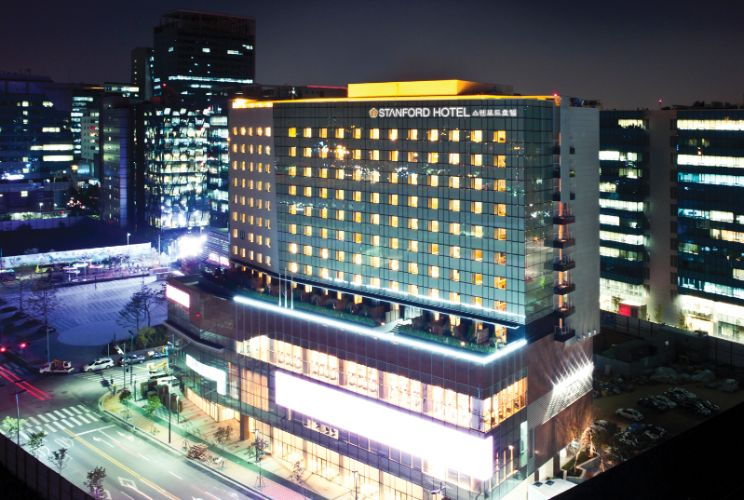 Stanford Seoul Hotel 1 of 14
