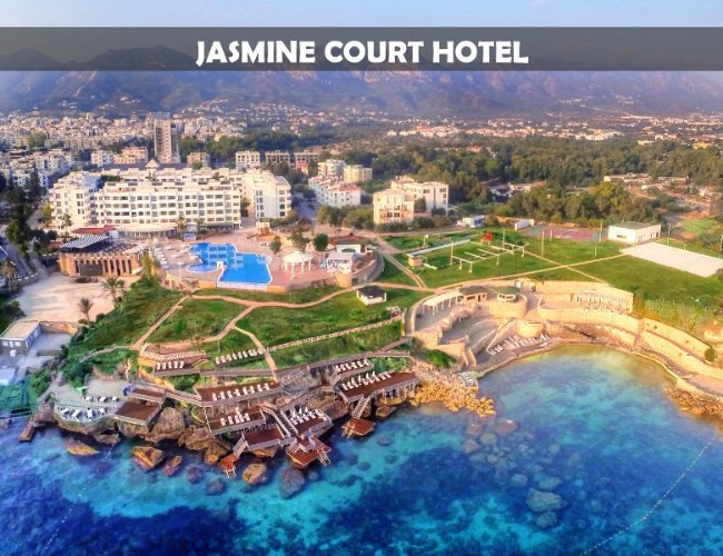 Jasmine Court Hotel & Casino 1 of 16