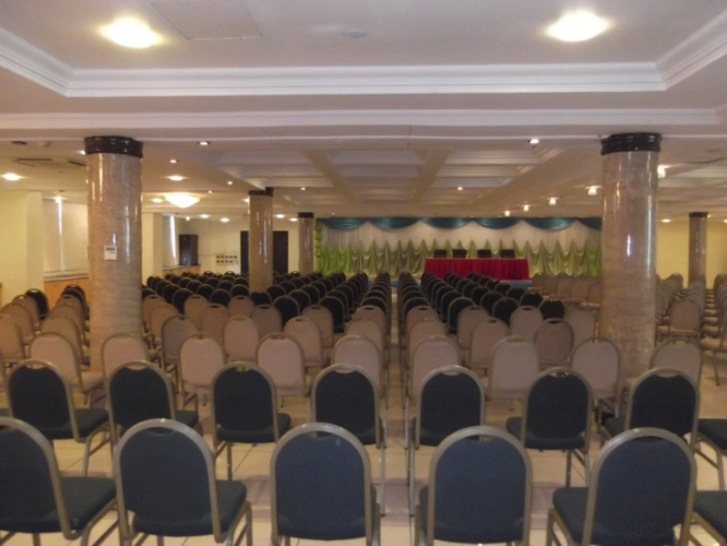 Conference Hall 15 of 16