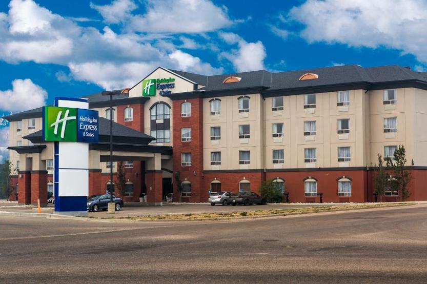Holiday Inn Express & Suites Slave Lake 1 of 7
