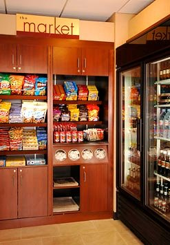 Grab A Snack From The Market Offering 24-hour Service With A Variety Of Food And Beverage Choices. 6 of 8