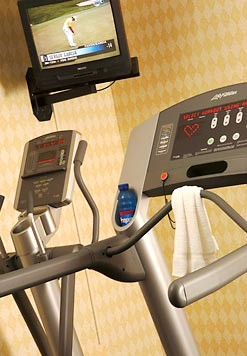 Enjoy A Wide Variety Of Health Equipment In Our On-site Fitness Center. 8 of 8