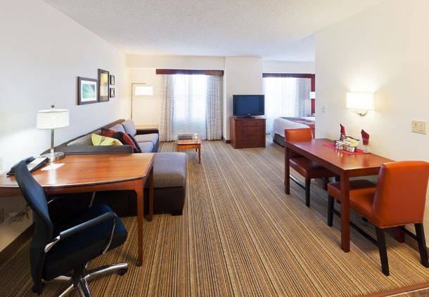 Residence Inn Studio Suite 3 of 8