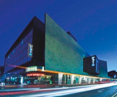 Image of Radisson Blu Hotel Glasgow