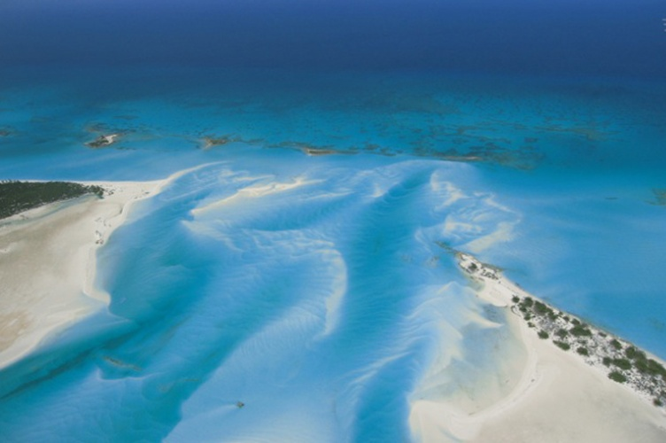 Exuma Islands -Bird\'s Eye View 4 of 19
