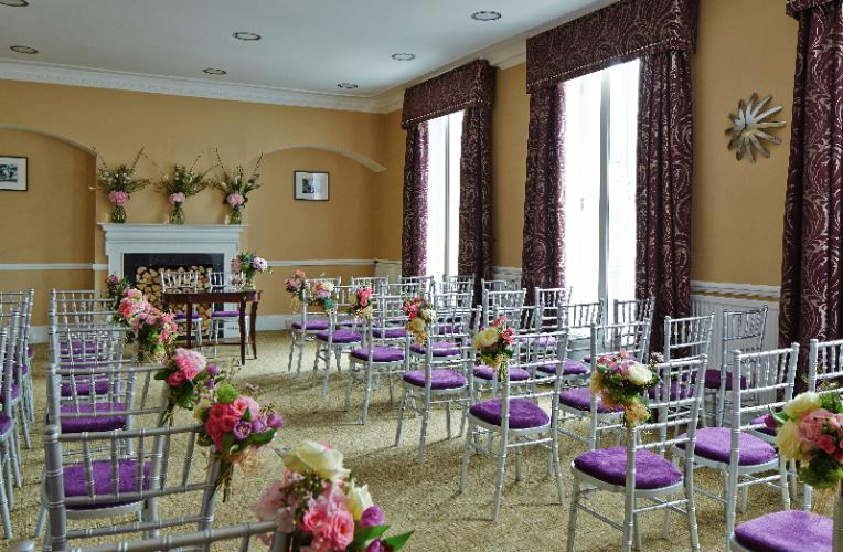The Bowes Room Is An Intimate Room With Elegance And Charm. With Space For Up To 70 Guests For A Wedding Ceremony And 40 Guests For A Wedding Breakfast It Is Ideal In Every Way. 18 of 19
