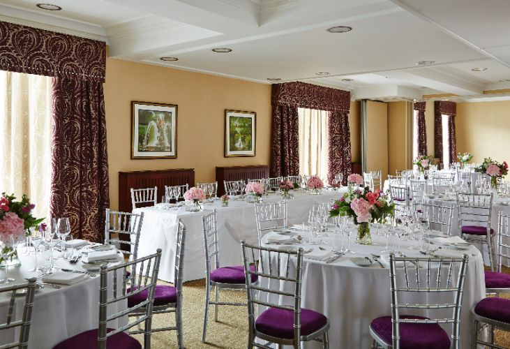 Become Part Of Our Unique Hotel Story -Start Your New Life Together With A Wedding Perfectly Created Just For You. The Cromwell Suite At The Top Of The Sweeping Edwardian Staircase This Stunning Is A Versatile Suite Transforming Easily From Day To 19 of 19