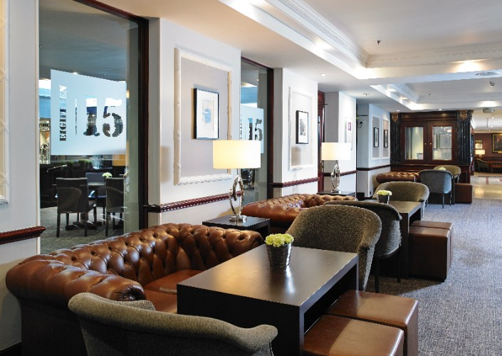 Newly Refurbished Our Lobby Seating Area Is A Great Place To Sit And Watch The World Go By. Take A Look At The Historical Images On The Surrounding Walls And Watch Our Hotel Story Come To Life. 4 of 19
