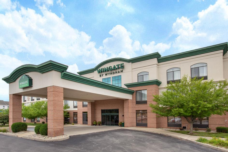 Wingate by Wyndham Indianapolis Airport Plainfield 1 of 11