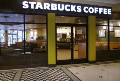 Michigan\'s Largest Starbucks 6 of 11