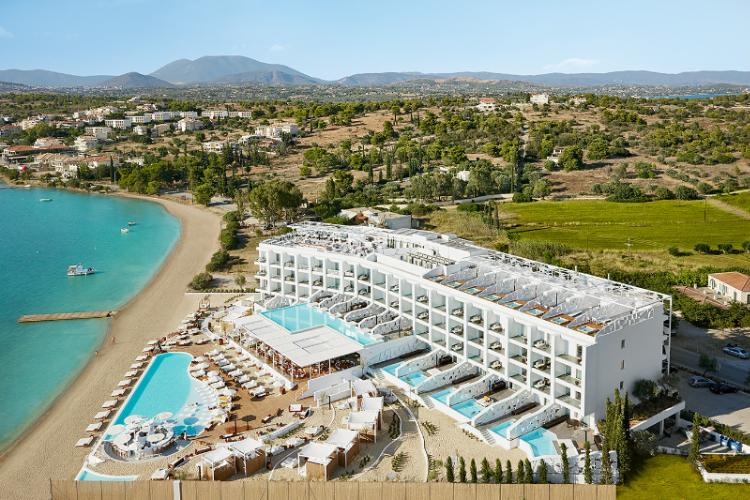 Nikki Beach Resort & Spa Porto Heli 1 of 12