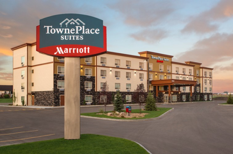 Towneplace Suites By Marriott Red Deer 6822 66 St Ab T4p3t5