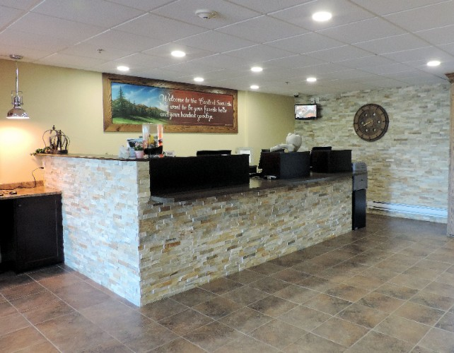 Front Desk 14 of 15