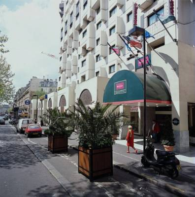 Image of Mercure Paris Montmartre Sacre Coeur