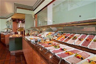 Our Delicious Buffet Breakfast -Daily From 6.30 Am-10.30 Am 13 of 14