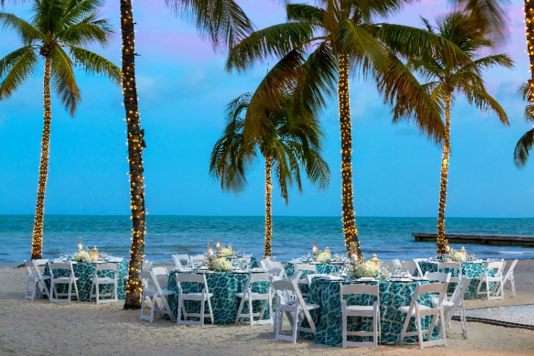 Wedding At The Southernmost Hotel Collection 11 of 13