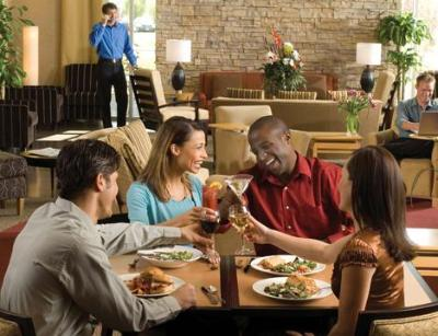 The Reflect Dinner Menu Ranges From Burgers To Crab Cakes Plus Cheesecake Factory Desserts And A Full-Service Bar 7 of 7