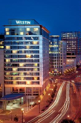 The Westin Arlington Gateway The Westin Arlington Gateway