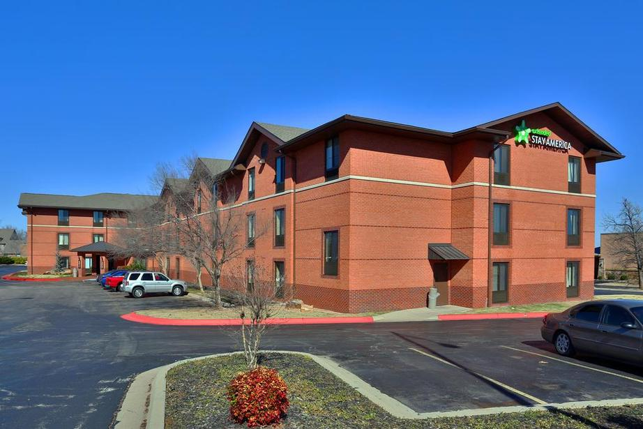 Extended Stay America Oklahoma City Northwest