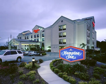 Image of Hampton Inn San Francisco Airport