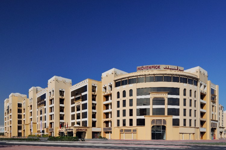Moevenpick Hotel Apartments Al Mamzar 1 of 16