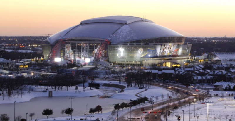 At & T Cowboys Stadium Dome 10 of 18