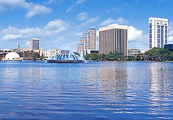 Beautiful Downtown Orlando 5 of 12