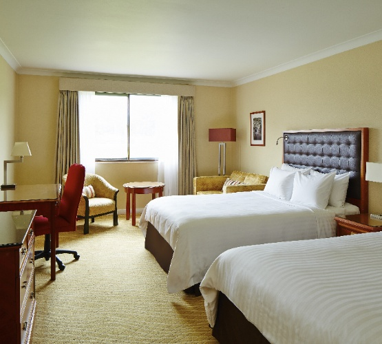 Deluxe Room 2 Double Beds 12 of 13