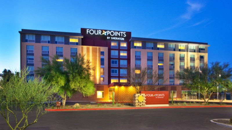 Four Points by Sheraton at Phoenix Mesa Gateway Ai 1 of 14