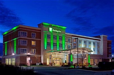 Holiday Inn Aurora North Naperville 1 of 12