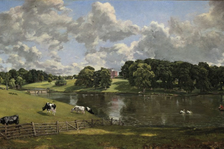 John Constable \'wivenhoe Park\' 14 of 26