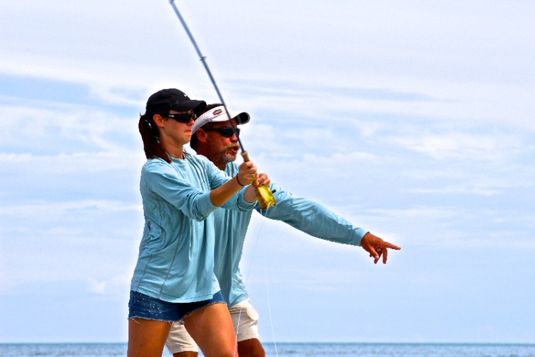 Experience Saltwater Fly Fishing With Blue Horizon Belize. 22 of 31