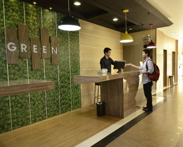 Green Smart Hotel 1 of 6
