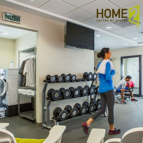 Stock Photo: Spin2 Cycle...our Integrated Fitness And Laundry Center. 14 of 16