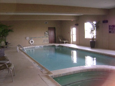 Enjoy Our Indoor Pool & Hot Tub Year Around 6 of 9