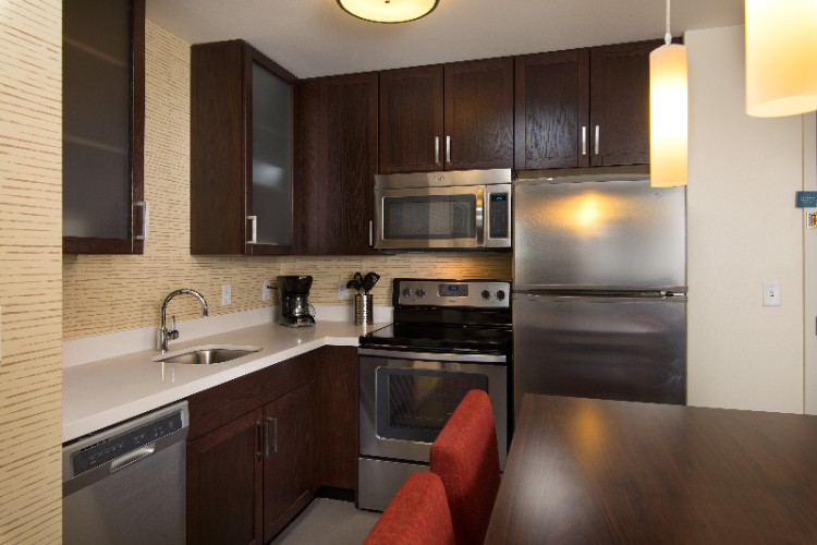 Our Two-Bedroom Suites Include A Fully Equipped Kitchen And Dining Table For Four. 16 of 19