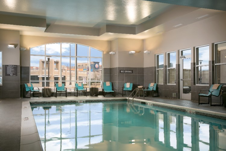 Our Indoor Swimming Pool Is Great For The Family Or A Morning Swim To Get The Day Started. 18 of 19